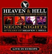 Neon Nights 0826992504629 by Heaven & Hell CD