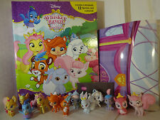 PALACE PETS WHISKER HAVEN BUSY BOOK - STORY 12 FIGURES AND A PLAYMAT