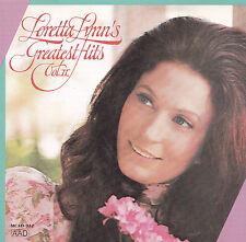 LORETTA LYNN - CD - GREATEST HITS Vol.II