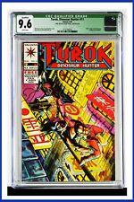 Turok Dinosaur Hunter #11 CGC Graded 9.6 Valiant May 1994 Comic Book