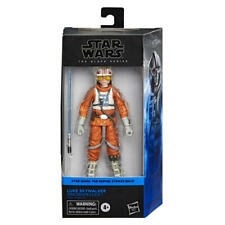 Star Wars The Black Series Luke Skywalker (Snowspeeder) Toy 6-Inch-Scale Star