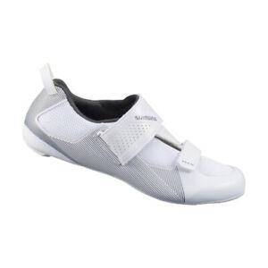 Shimano SH-TR501 Triathlon Shoes - White 44