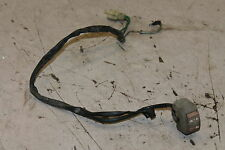87 Honda Xl600r Xl 600 Right Clip On Handle Kill Off Start Switch Switches