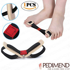 PEDIMEND™ Big Toe Straightener Bunion Corrector Band for Stretching Foot Care UK