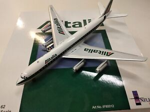 Inflight200 1:200 Alitalia DC-8-62 I-DIWJ IF80012 Antonio Vivaldi 2005 278 Pcs