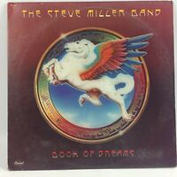 STEVE MILLER BAND BOOK OF DREAMS 1977 SO-11630 CAPITOL  VINYL RECORD VG+.