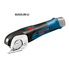 Bosch GUS10.8V-LI Electric shears CORDLESS SCISSORS  Solo version  Only Body