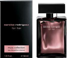 ❤️NARCISO RODRIGUEZ FOR HER,MUSC COLLECTION,EAU DE PARFUM INTENSE 3.4oz.100ml