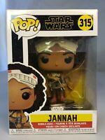 "Pop Vinyl Star Wars ""Jannah"" #315 Rise of Skywalker"