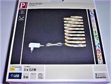Paulmann 70602 DECO Stripe Set 3m Marine Led avec motif imprimé coloré