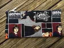 Harry Potter Handmade Pencil Case / Back To School Supplies