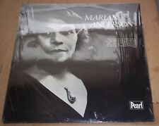 MARIAN ANDERSON - Pearl GEMM 193 SEALED