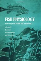 Fish Physiology by Hoar, W. S. -ExLibrary