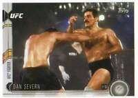 2015 Topps UFC Chronicles #3 Dan Severn