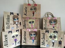 UNIQUE PERSONALISED JUTE SHOPPER GIFTS FOR OCCASIONS BEACH DANCING BIRTHDAYS
