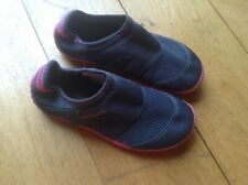 """chaussures fille """"OXYLANE"""" taille 32/33 etat neuf"""