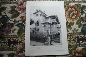 1905 Druck 31 / Buchhändler Hofmann Berlin Grunewald Hagenstr 9