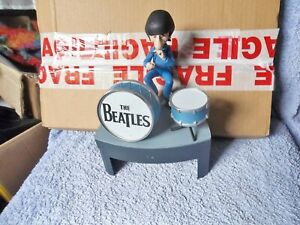 THE BEATLES McFARLANE TOY MODEL FIGURE RINGO & HIS PART OF STAGE