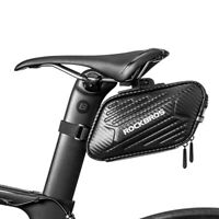 RockBros Cycling Bicycle Waterpoof Bike Reflective Seat Buckle Tail Saddle Bag