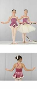Child XS Friends Ballet Bodice w/Top Skirt Only Dance Costume