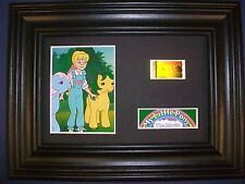 MY LITTLE PONY Framed Movie Film Cell Memorabilia Compliments poster dvd