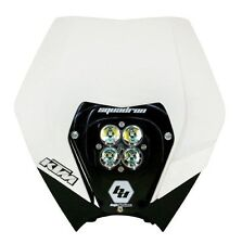 Baja Designs Squadron Pro Led Light Complete Kit Ktm 2008-2013-White-DC