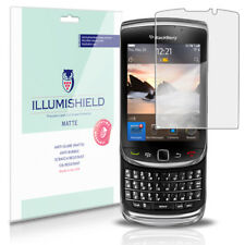 iLLumiShield Anti-Glare Matte Screen Protector 3x for BlackBerry Torch 9810