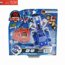 Turning Mecard W MAROO Blue ver. Beetle Transformer Robot Car Toy New Season 2