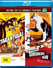 Tarantula / The Incredible Shrinking Man [New Blu-ray] Australia - Import