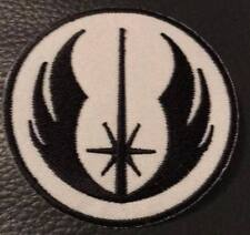 Star Wars Jedi Iron On Patch