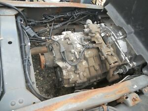 DAF  6 S 850 ECOLITE GEARBOX FROM LF55, c/w LINKAGE, GOOD WORKING ORDER