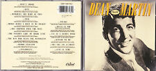CD 16T DEAN MARTIN THE BEST OF THE CAPITOL YEARS DE 1989