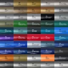 (14,19€/m²) Oracal 951 Premium Cast Metallic Plotterfolie Folie gegossen Teil 3