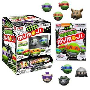 Full case of 24 Funko MyMoji: Teenage Mutant Ninja Turtles Blind Bags