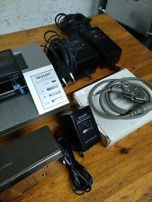 Vintage SHARP CE 515 P Drucker Color Plotter Printer+CE158 aus Nachlass.