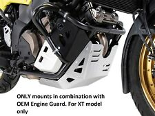 Suzuki V-Strom 1050 XT Skid Plate - Aluminium BY HEPCO & BECKER (From 2020)