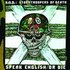 Speak English Or Die (30th Anniversary Edition) - S.O.D. (2015, CD NEUF)