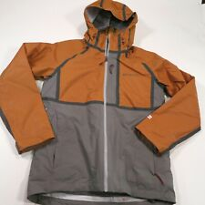 $279 Columbia Men's Rogue Interchange Jacket Brown/Grey  Size Small NEW