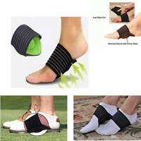 2 Strutz® Arch Support Flat Feet Foot Fallen Plantar Fasciitis Insole Heel Shoe