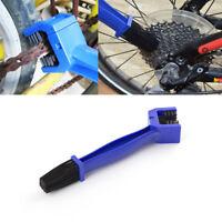 Bike Cycling Chain Cleaner Bike Cleaning Machine Brushes Bicycle Chain Wash Tool
