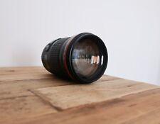 Canon EF 135mm F/2 L EF USM Lens