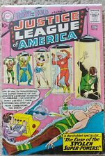 BRAVE & THE BOLD #30 3RD JUSTICE LEAGUE VG 4.0 DC 7/1960