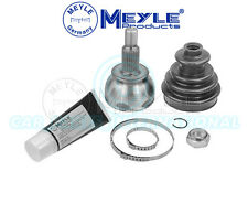 Meyle Anteriore Destro o Sinistro CV Joint Kit/DRIVE SHAFT Inc BOOT Nº 014 498 0011