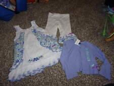 NAARTJIE KIDS 2T DRESS CAPRIS AND TOP NWT