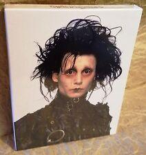 EDWARD SCISSORHANDS Blu-Ray FilmArena Czech FULLSLIP Lenticular Magnet STEELBOOK