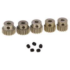 1//10 Maßstab 540 550 EP Motorritzel Getriebe 23 Zähne Zahn 48DP 48 Dp Pitch 23T