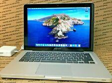 "Apple Macbook Pro 13"" inch w/ 16GB RAM, 512 GB SSD, OS Catalina 10.15 Pre-Retina"