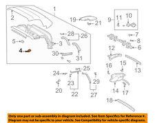 TOYOTA OEM 00-05 MR2 Spyder Convertible/soft Top-Lock Right 6933017010