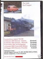DVD No 15 - Locomotiva  FS 741-120 Franco Crosti -                            aa