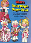More Dolly Dingle Paper Dolls by Frace G Drayton Unpunched 1979 Free US S/H